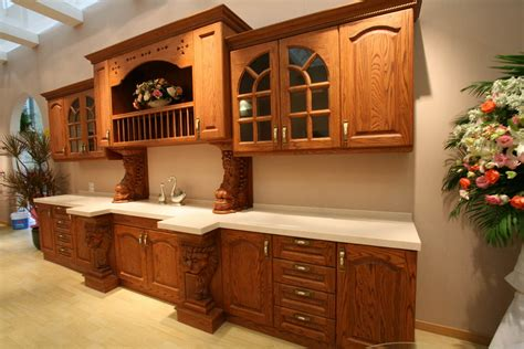 Kitchen Cabinets Oak Oak Kitchen Cabinets Country Images