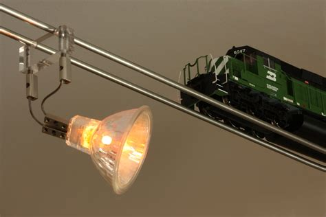 Ceiling Rail Lights by Lighting On Railways Pdf Z Scale Scenery