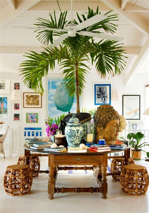 Tropical Home Decor Accessories by 1000 Ideas About Tropical Living Rooms On