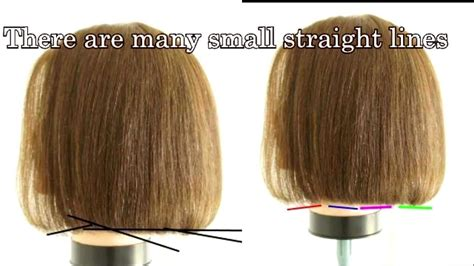 hair cuts without cutting length how to cut hair one length haircut tutourial 2