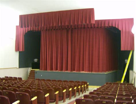 curtains for schools stage curtains north state blinds draperies