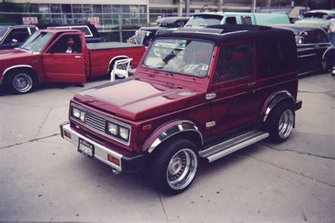 Suzuki Samurai Lowrider suzuki suzuki samurai lowrider auto car custom