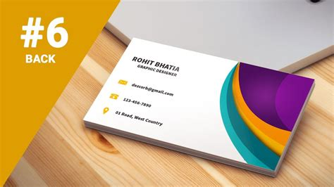 photoshop card presentation templates programmers 6 how to design business cards in photoshop cs6