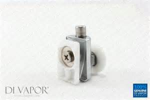 shower door rollers 24mm quadrant shower door single roller 6mm to
