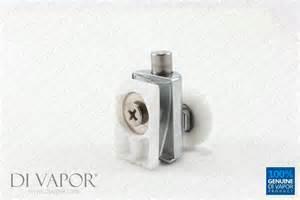 rollers for shower doors 24mm quadrant shower door single roller 6mm to