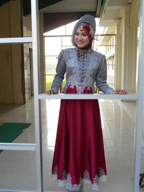Ready293670 Kebaya Cavali 4 Merah 17 best images about kebaya muslim on kebaya