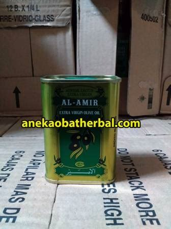 Minyak Zaitun Al Amir Olive 175 Ml zaitun al amir distributor jual harga grosir