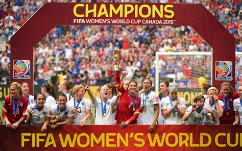 world chions usa wins 2015 fifa womens world cup u women s world cup 2019 host early look ahead can us