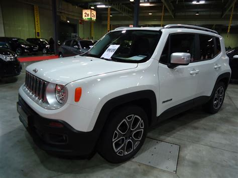 Lu Jeep jeep renegade limited auf der international motor show in