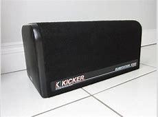 Bought an old skool Kicker KS80 substation - diyAudio Fosgate Signature