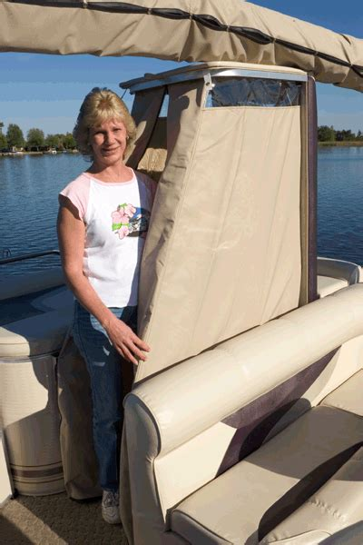 Changing Room For Pontoon Boat by Research 2009 Weeres Pontoon Boats Suntanner 240 Se On