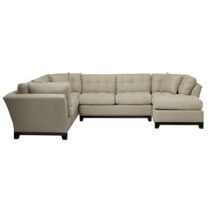 illusions sectional illusions 3 piece sectional art van furniture