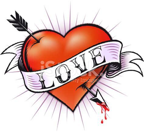 tattooed heart testo tatuaggio cuore fotografie stock freeimages com