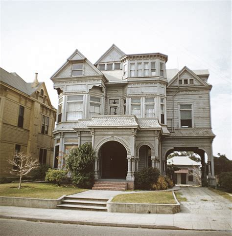 victorian mansions the lost victorian mansions of downtown la