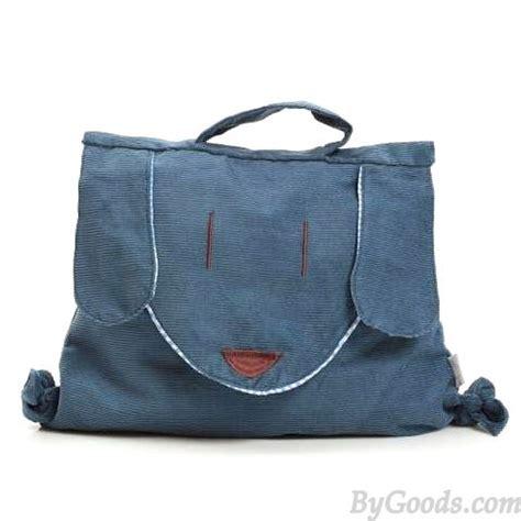Handmade Canvas Backpack - personality handmade child canvas handbag backpack