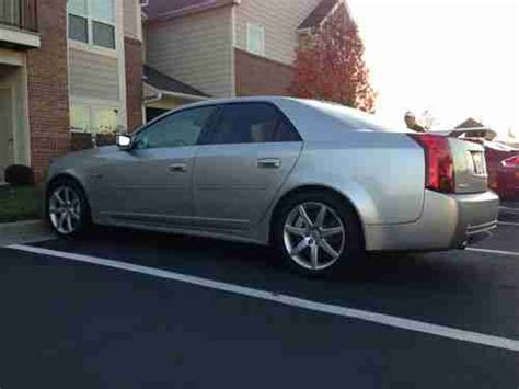 2005 cadillac cts gas mileage find used 2005 cadillac cts v low milage in blue springs