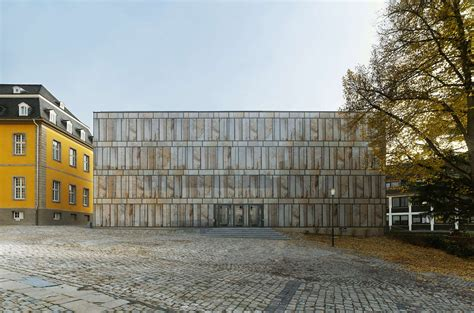 architekt essen showcase folkwang library by max dudler features