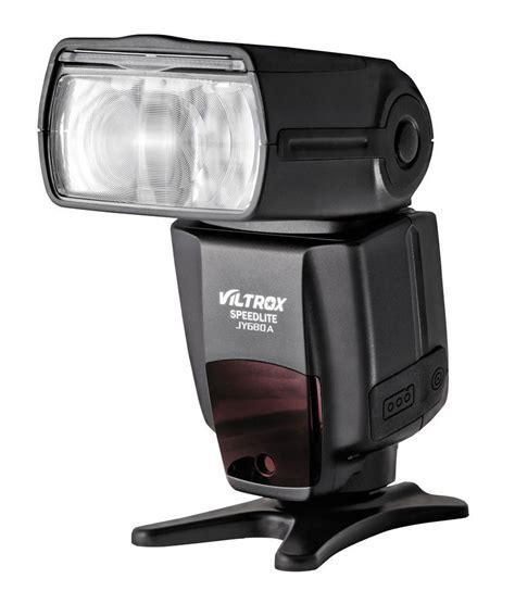 viltrox jy680a universal manual flash speedlite for canon nikon pentax olympus cameras