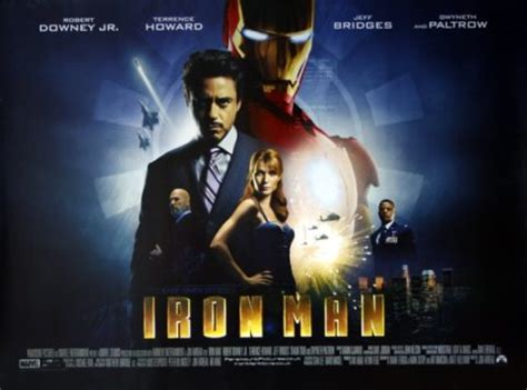 iron man vintage posters