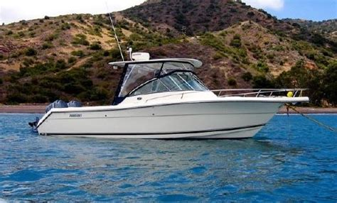 pursuit boats company sold pursuit 2670 denali ls for sale yachtworld uk