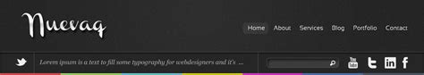 psd header templates nuevaq header template psd premiumcoding