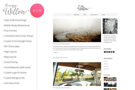 theme wordpress willow 17 best ideas about weeping willow on pinterest willow