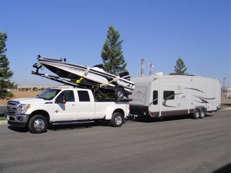 truck boat towing boat and trailer ford truck enthusiasts forums