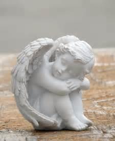 Angel Home Decor by Loves Child Angel Cupid Home Decor Statue Figurine Cherub