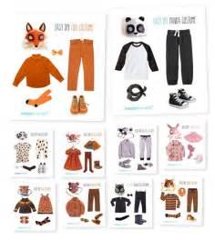 simple diy ideas easy fun dress up animal costume ideas