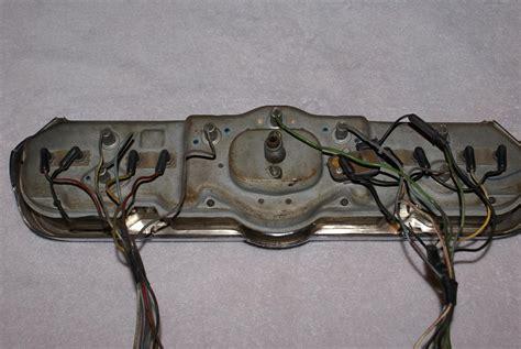 1966 mustang instrument cluster wiring diagram 46 wiring