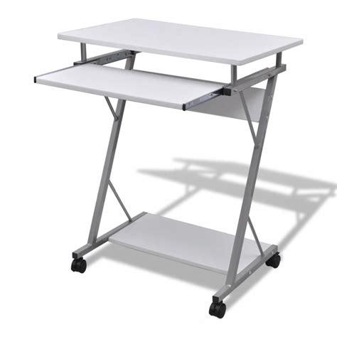 solde ordinateur de bureau acheter table de bureau blanche pour ordinateur pas cher