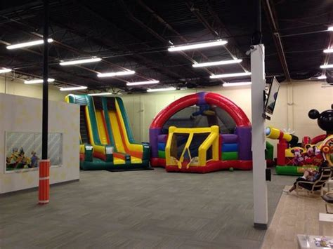 myrtle bounce house mickey park bounce house picture of playgrounds ta