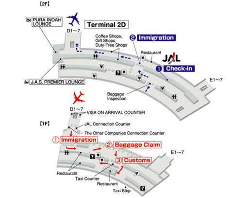 layout bandara soekarno hatta terminals layout of airlines jal in soekarno hatta