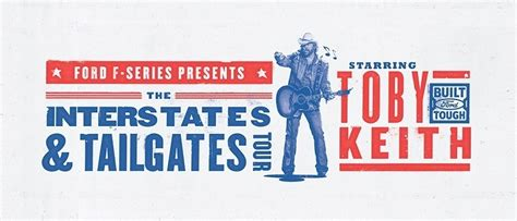 Toby Keith Sweepstakes - toby keith interstates tailgates tour acountry