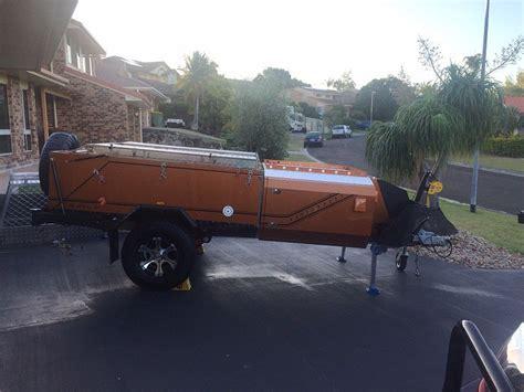 stolen camper trailer thornlands south brisbane