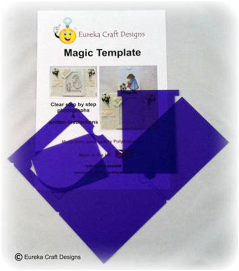 Magic Slider Card Template by Magic Template