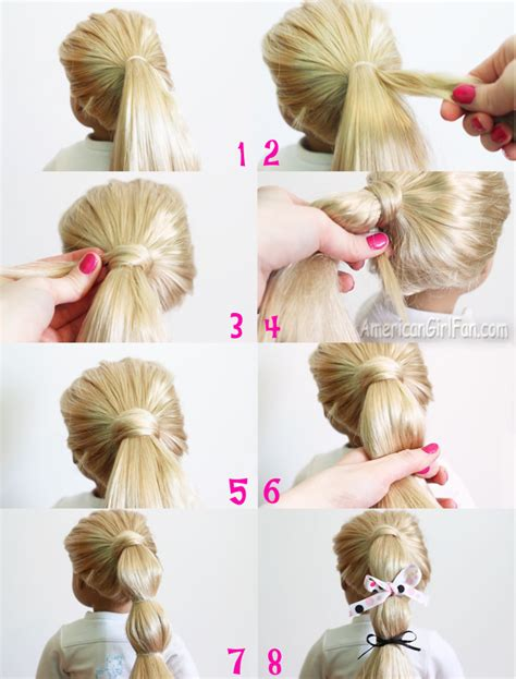 Hairstyles For Dolls by Steps For Hairstyles For Dolls Hairstylegalleries