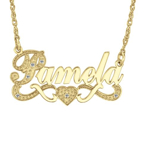 name necklace 86634 personalized jewelry