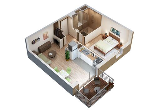 2 Bedroom Apartment Floor Plans by Plans 3d Et 2d Archives Studio Multim 233 Dia 3d At Home