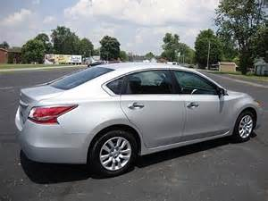 2014 Nissan Altima 2 5 S Review 2014 Nissan Altima 2 5 S Silver Sellersburg In