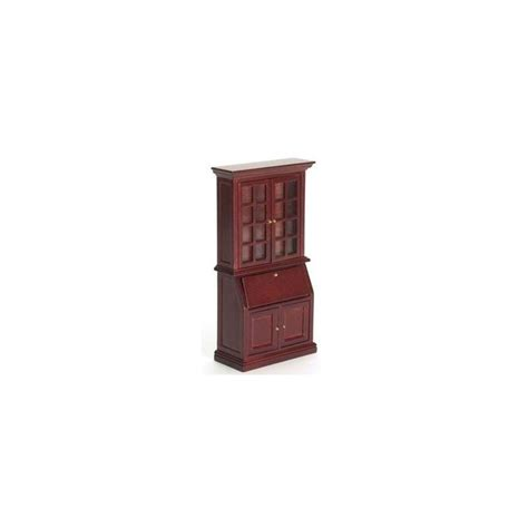 dollhouse office furniture mahogany bookshelf desk miniature dollhouse office furniture superior dollhouse miniatures