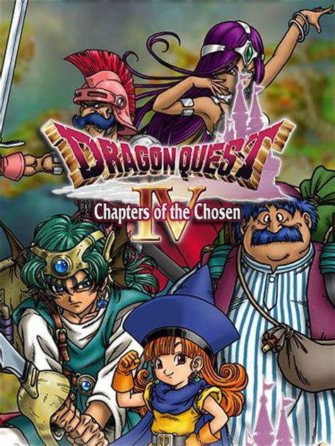 dragon quest iv chapters of the chosen faq walkthrough dragon quest 4 chapters of the chosen f 252 r das iphone