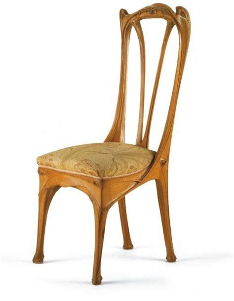chaise nouveau arts decoratifs