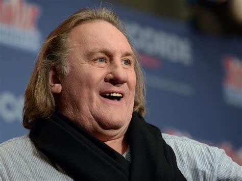 gerard depardieu is russian gerard depardieu receives russian citizenship cbs news