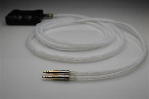 lavricables master silver focal elear clear upgrade cable
