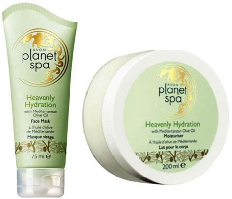 planet x hydration avon planet spa heavenly hydration collectionx2 price