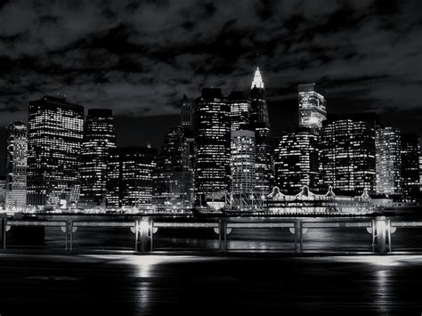 15 new york city skyline pictures black and white pictures city at night black and white www pixshark com images
