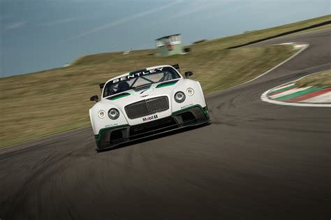 Bentley Continental Gt3 Race Car Picture 87358