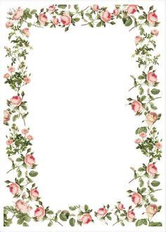 1000 ideas about floral border on transfer