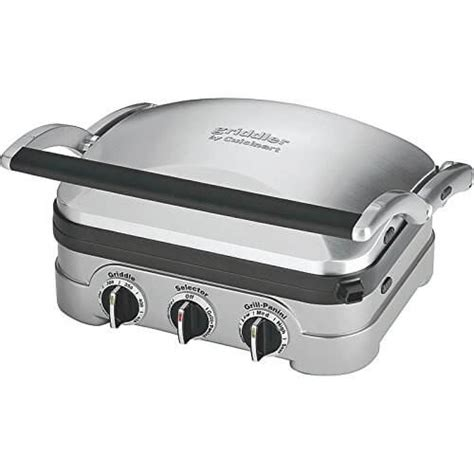 cuisinart gr 4nr 5 in 1 griddler review serendipity and